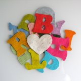 Put a name on it – 10 handmade ways to creatively personalize your children's space