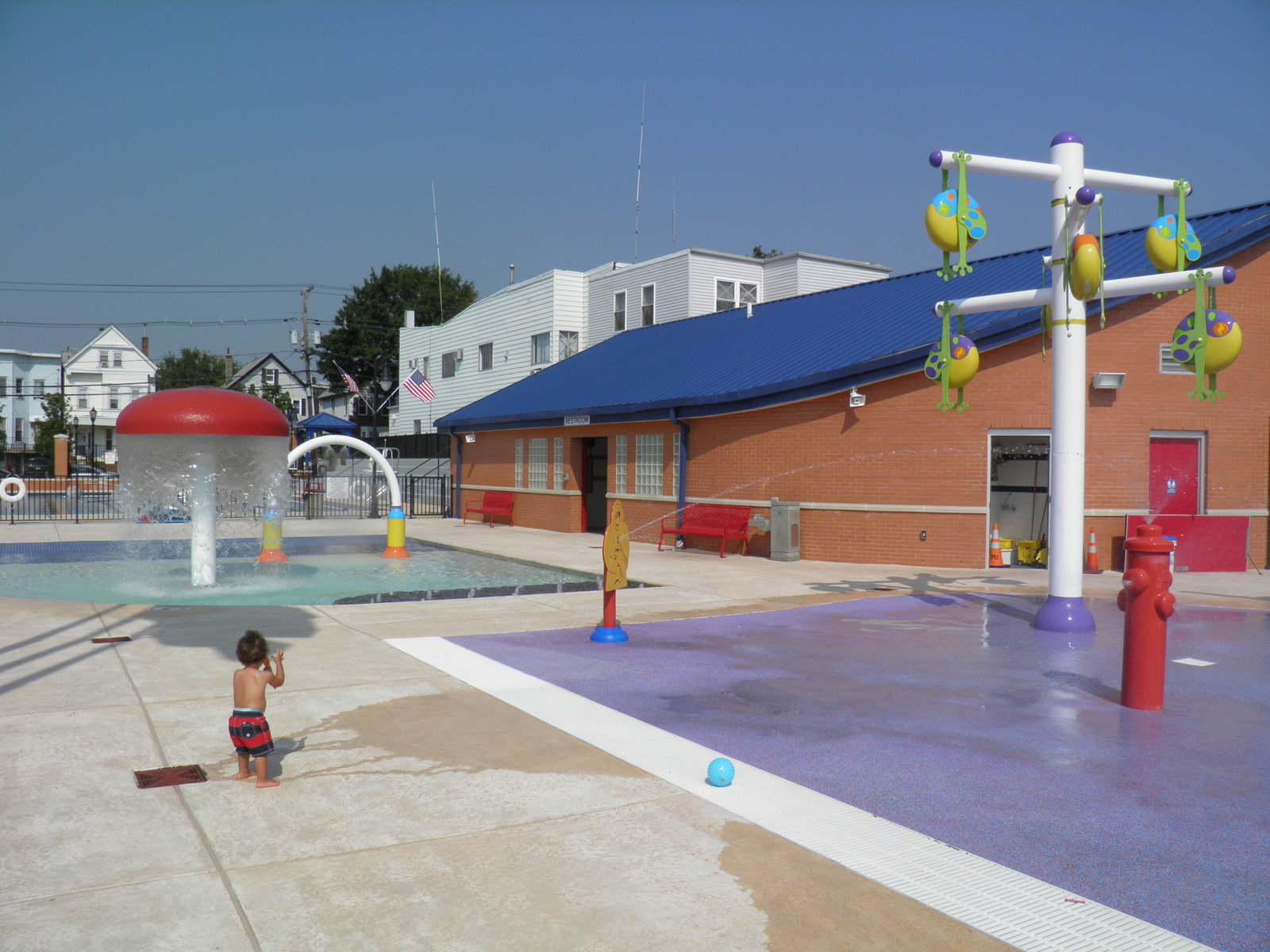 Summer 2012 pool schedule jersey city hoboken union for Garden city swimming pool