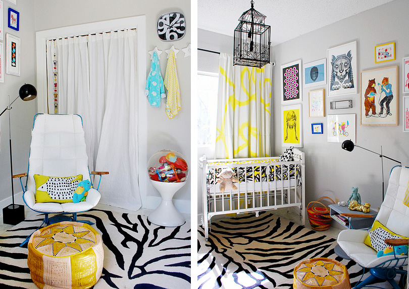 Gender Neutral Kids Rooms neutral & white nurseries perfect for both genders | bamboola baby