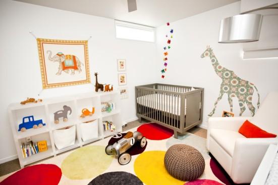 Gender specific nursery