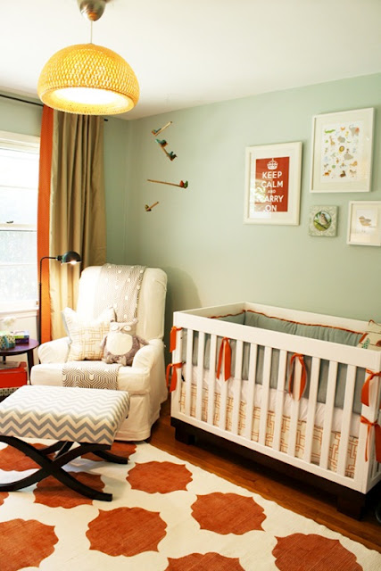 Gender specific nursery