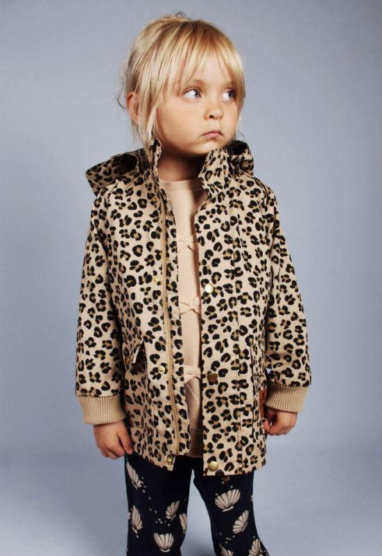 Mini Rodini jaguar pico jacket