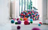 Bamboola loves pom-pom furniture by MYKBerlin