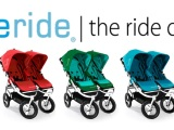 "Best ""all terrain"" & ""side by side"" double stroller: Why Bumbleride Indie Twin is better than BOB, Mountain Buggy and Trends For Kids"