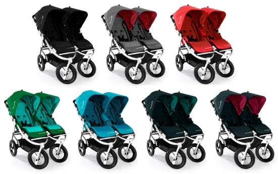 BUMBLERIDE Indie Twin 2013 double stroller