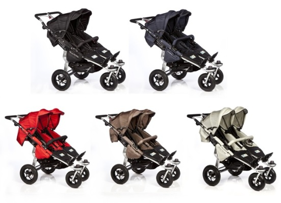 Trends For Kids Twinner Twist Duo double stroller