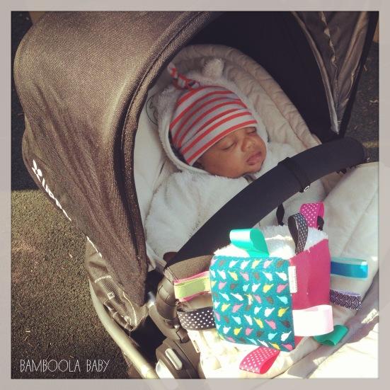 bamboola baby uppababy cruz stroller