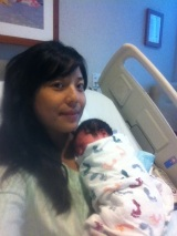 Roman's birth story (natural birth in a hospital / water birth with hypnobirthing)